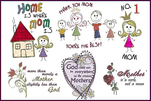 Messages for Mothers